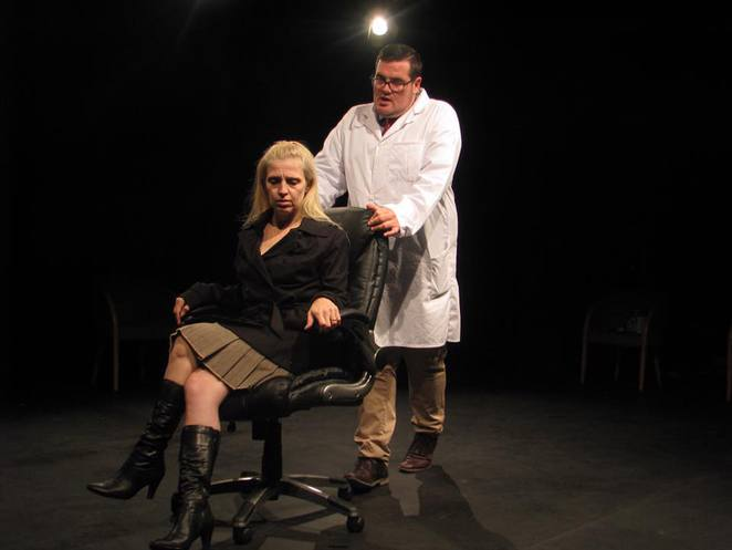 next normal beenleigh theatre phoenix ensemble tin shed performance play musical rock