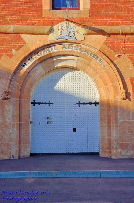 old adelaide gaol, ghost, tours, crime, adelaide