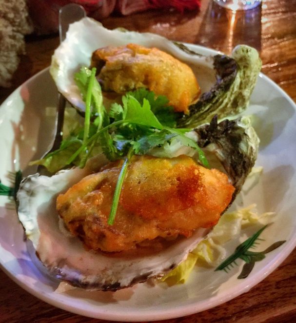 Old town oysters
