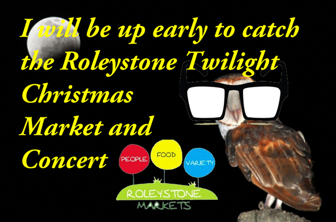 Be early for Roleystone Twilight Christmas Market and Concert