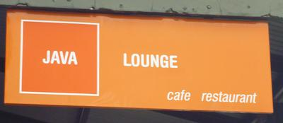 Java Lounge Cafe Restaurant