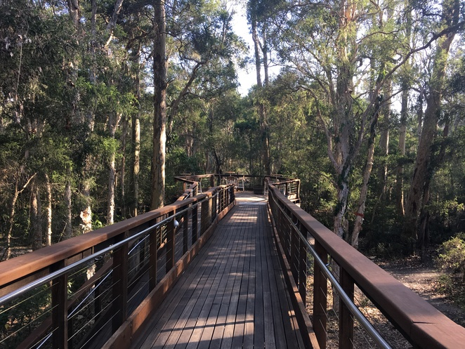 Paperbark Camp Jervis Bay luxury camping glamping