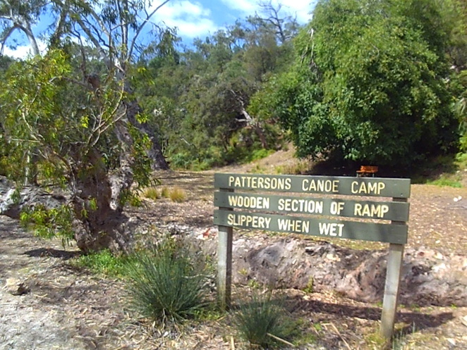 Pattersons Canoe Camp