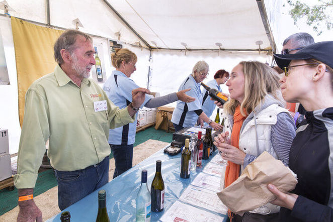 Porongurup wines, Taste Great Southern, Anna Gare, Don Hancey