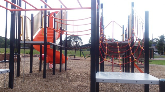 Red Earth Community Park Playground