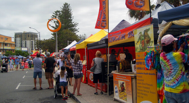 Redcliffe Jetty Markets is just one reason to head to the peninsular