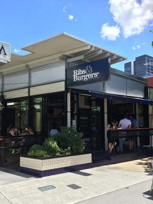 ribs, burgers, outside, restaurant, james, fortitude, valley