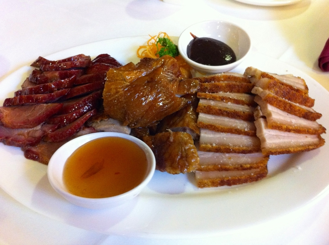 roast pork, roast duck, Chinese BBQ meats, char siu, Neptune Palace, best Chinese restaurant adelaide, seafood restaurant adelaide, BBQ restaurant adelaide, Chinatown Adelaide, Neptune Palace Chinese restaurant