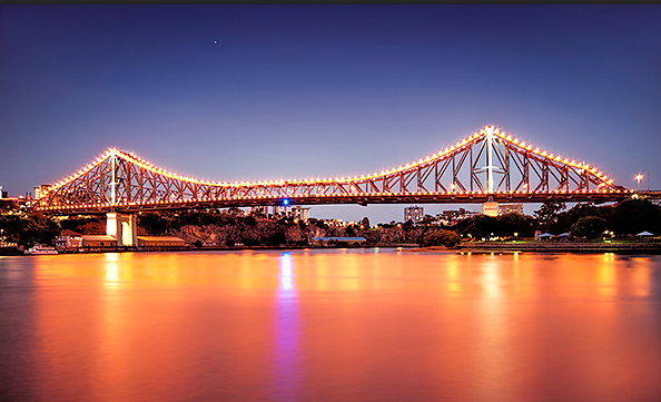Brisbane's Iconic Story Street Bridge