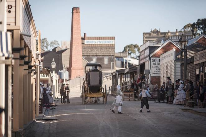 Shopping, Christmas, Museums, Music, Free, Family Attractions, Ballarat, History