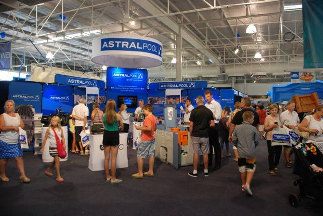 winter at the showgrounds adelaide ForPool Show Adelaide
