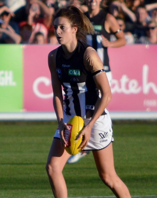 Steph Chiocci, Collingwood AFLW Captain