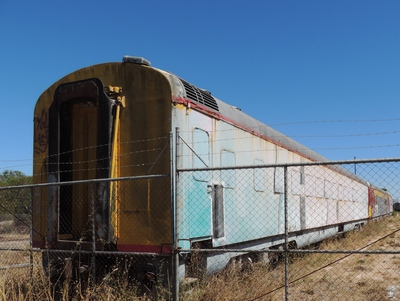 tailem bend, adelaide rail, sa tourist, photo of railway, railway carriages
