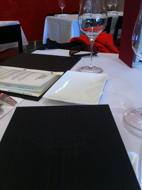 Thai, interior, menu, glenelg, spices