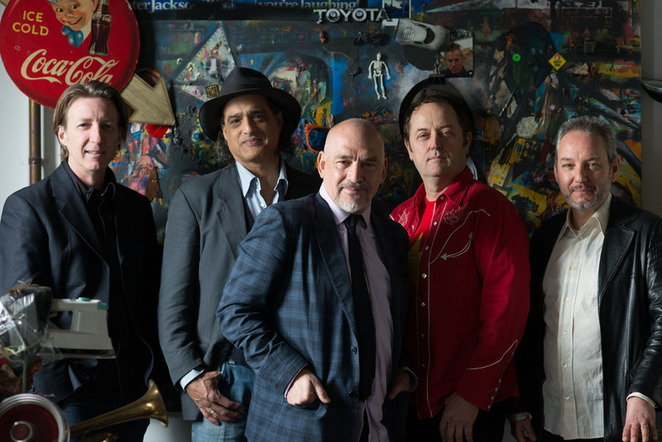 The Black Sorrows, Joe Camilleri, National Multicultural Festival, Canberra, 2016, concerts, shows, street food.