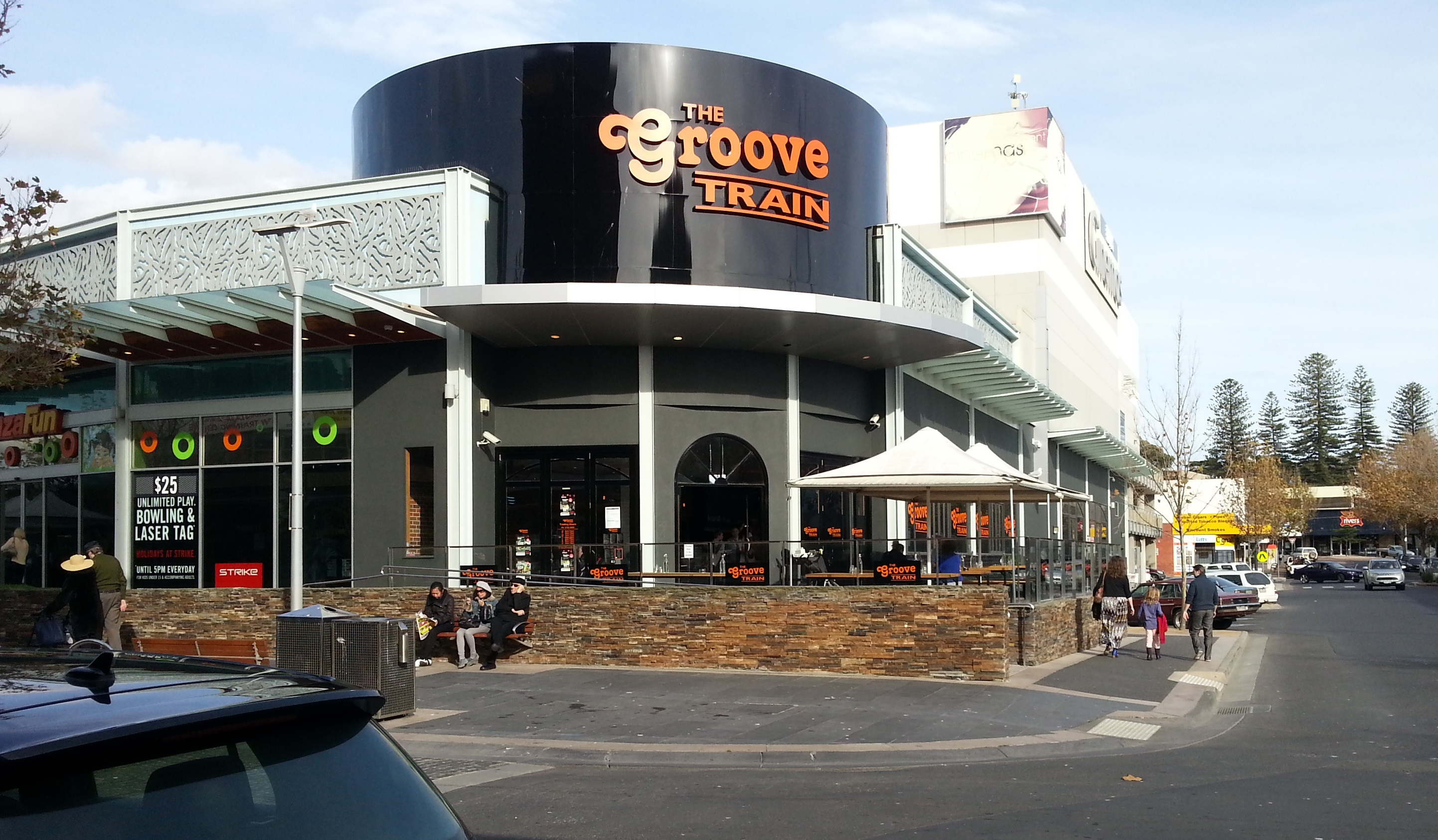 The Groove Train - Melbourne