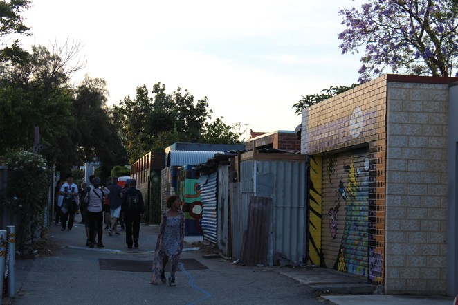 The Laneway Project