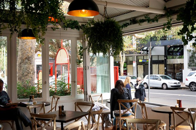 The North Spoon, McMahon's Point Cafes, Cafe