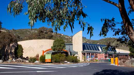 tidbinbilla visitor centre, canberra, ACT, country drives, tourist drive 5