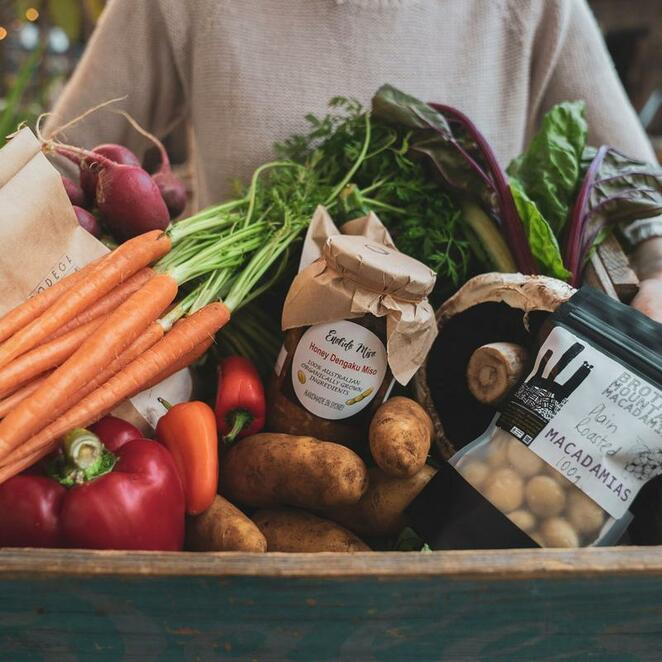 tramsheds, artisan markets, home delivery produce, weekend markets