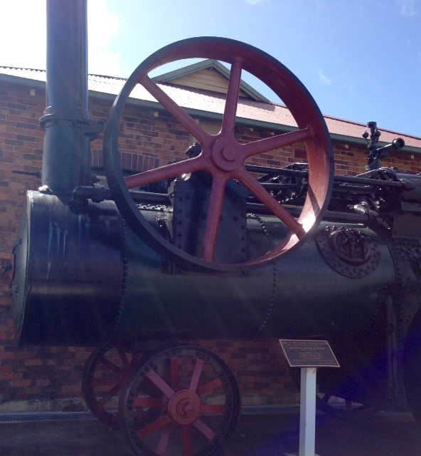 Tweed Regional Museum, restored Robey stationary steam engine, Tweed Shire Council, Murwillumbah, Uki, Tweed Heads, reopened, history of people and places in Tweed, Tweed River,