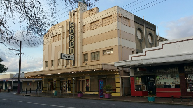 Watch and Win with Cult Movies at The Capri Theatre