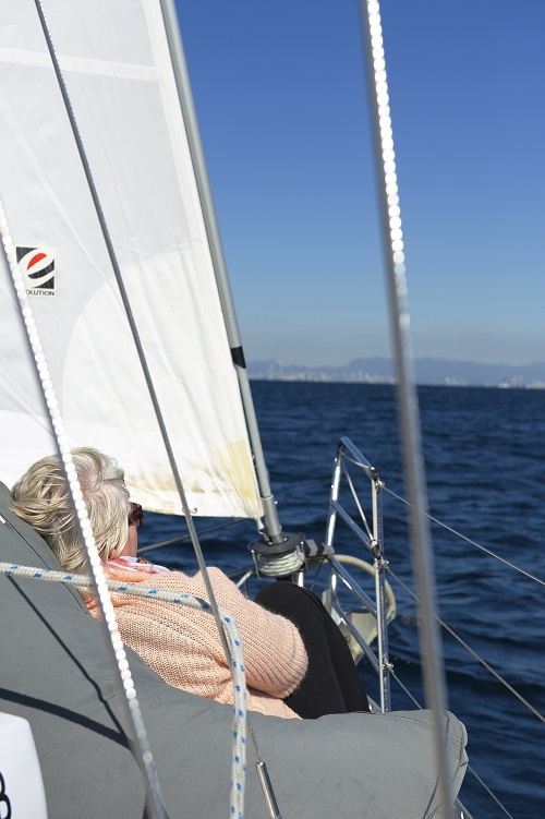 learn how to sail gold coast