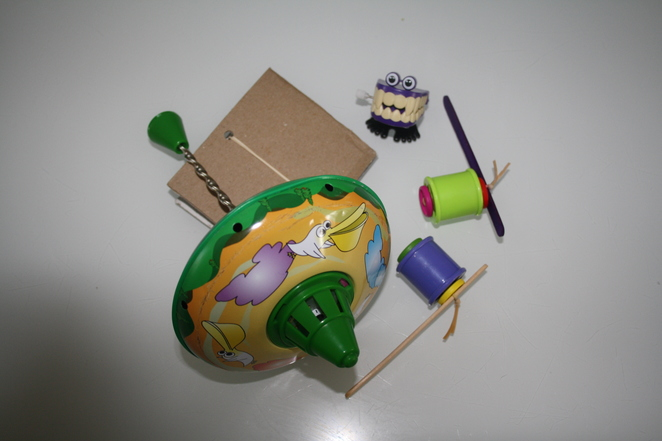 wind up toys, kinetic energy, potential energy