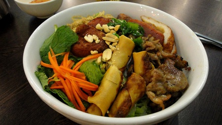 how to cook vermicelli noodles for salad rolls