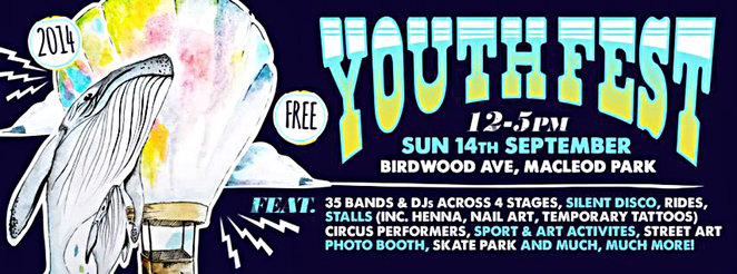 youthfest 2014, macleod park, free event, jets freeza crew, banyule city council, festival, youth, freeza