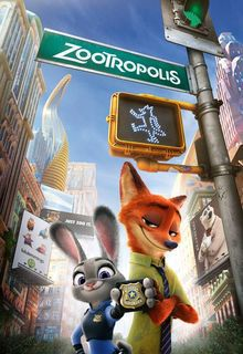 zootropolis, review, film, odeon