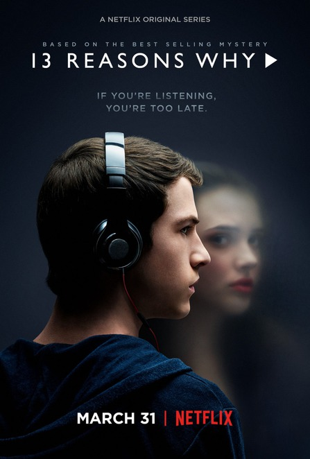 13, reasons, why, 13 reasons why, suicide prevention, suicide, drama, mystery, tapes, Perth, Western Australia, Bullying, Teen, Teenage, Cyber Bully, Depression, Help, Parents, Issues, Teen Issues, Supervision, Series, Season 1, Television, Netflix