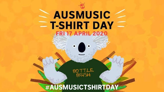 Ausmusic T-Shirt Day 2020