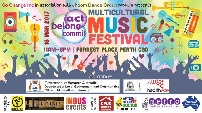ACT-BELONG-COMMIT MULTICULTURAL MUSIC FESTIVAL