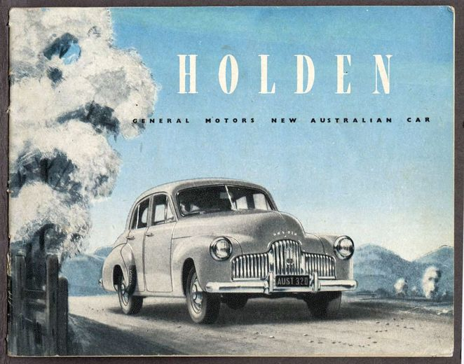 adelaide firsts, first in adelaide, first in australia, state library sa, south australia, in adelaide, in australia, first holden, motor car