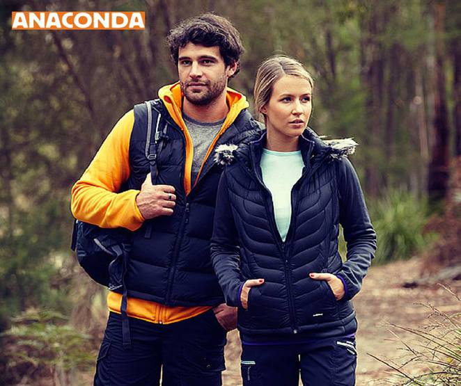 anaconda, winter jackets, ACT, warm jackets, adventure stores, camping, stores, fyshwick, outlet stores,