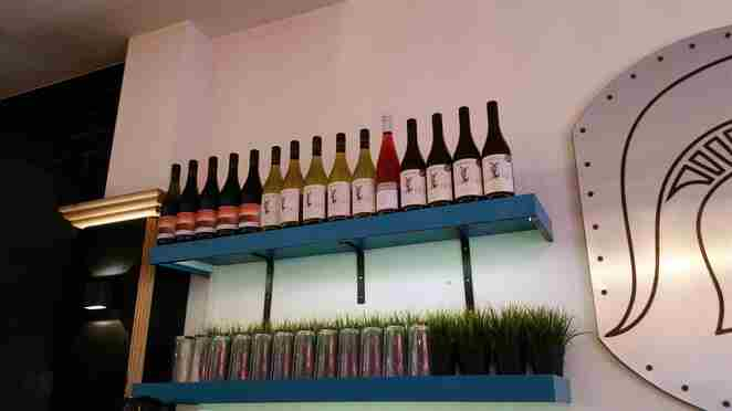 Australian Wines and World Beer compliment food