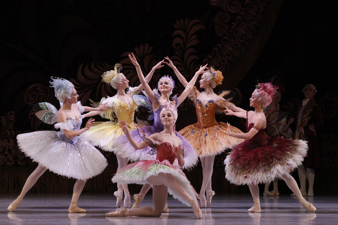 The Australian Ballet presents Once Upon a Time: The Sleeping Beauty
