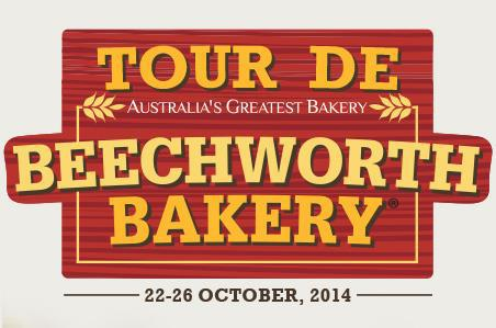 Tour de Beechworth Bakery