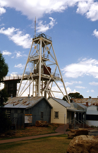 Bendigo Victoria Gold Goldrush Tours Trams Mines Mining Chinese Heritage History