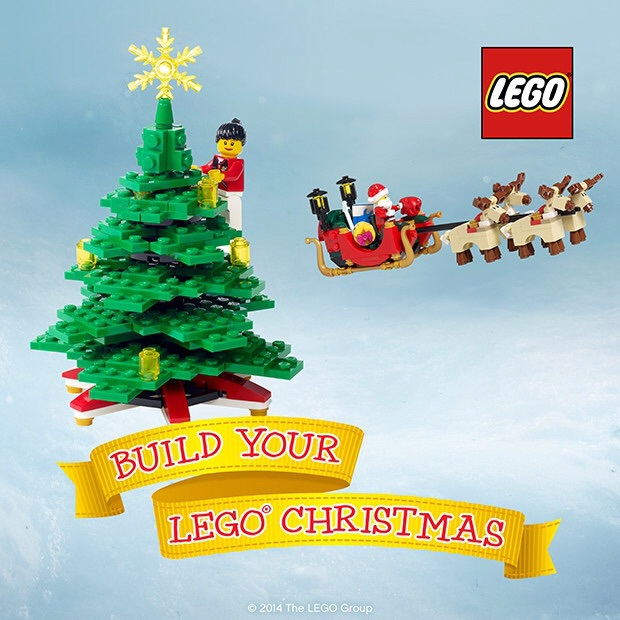 FREE Christmas LEGO® Building Workshop At Southland
