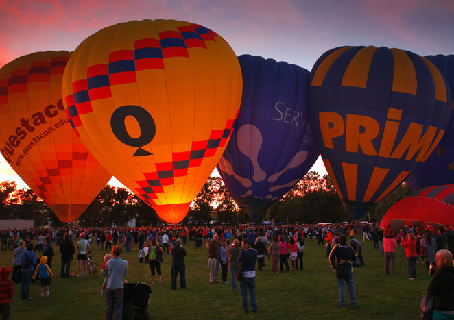 Canberra balloon spectacular, canberra, march 2016, events in canberra,