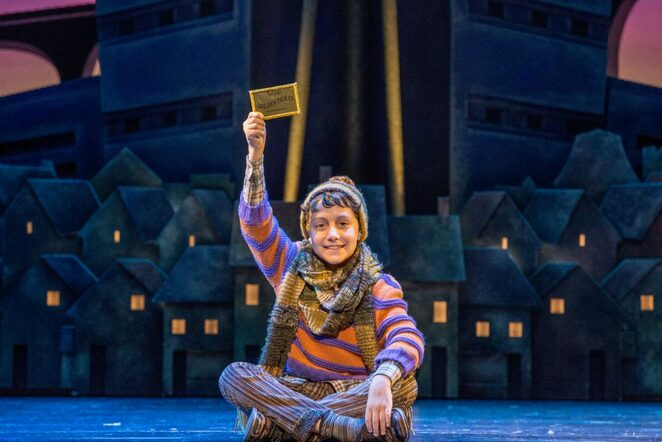 Charlie Chocolate Factory Sydney Capitol Theatre Review