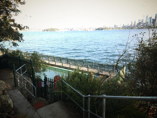 cremorne, point, reserve, walks, circuit, maccallum pool