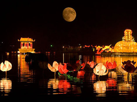 Cultural China mid autumn festival