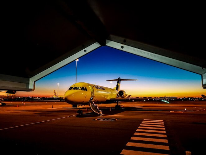 Direct flights Melbourne to Kimberley