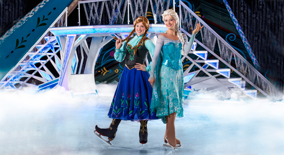 disney on ice frozen tickets adelaide