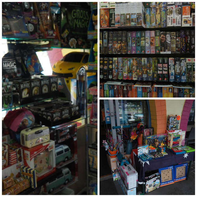 First on Bribie, games, puzzles, toys, Bongaree