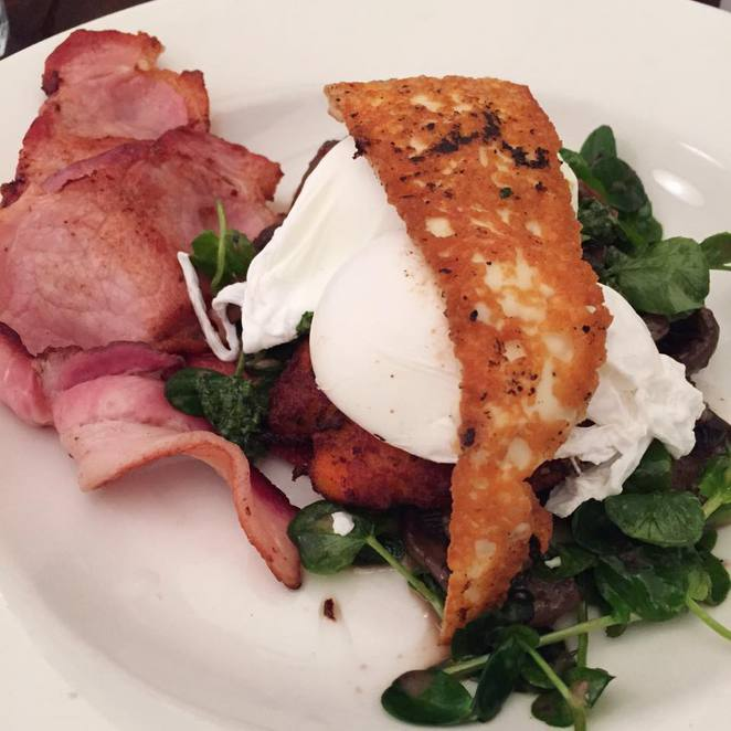 fitzrovia, st kilda, brunch, sunday, melbourne, fitzroy st, poached eggs, clean eating, healthy, diet