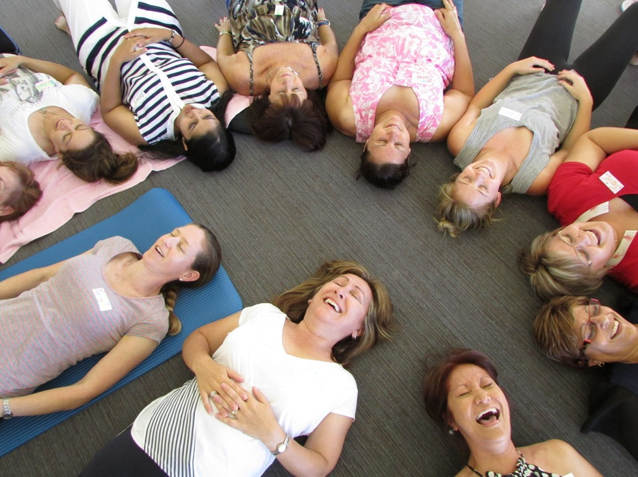 Fun and Laughter Workshop (a.k.a. Heart Centered Interactive ...
